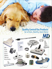 MD Central Vacuum Systems
